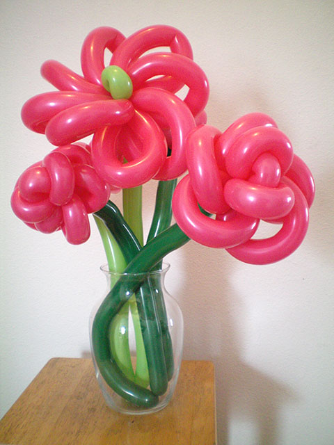 twisted creative balloons flowers denver