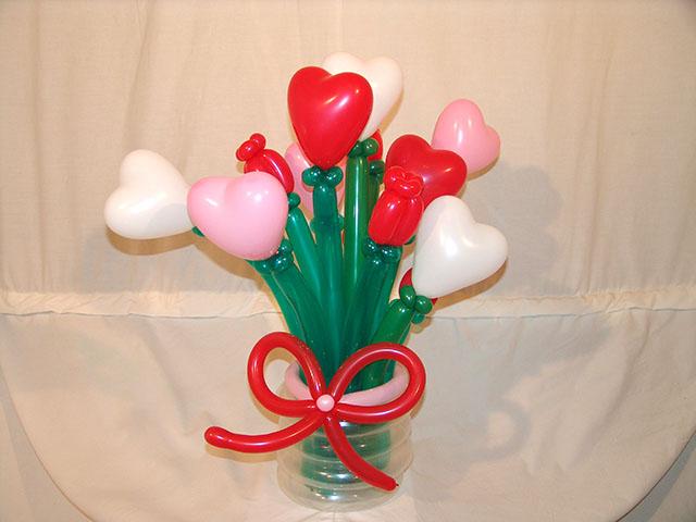 Valentines Balloons delivery denver