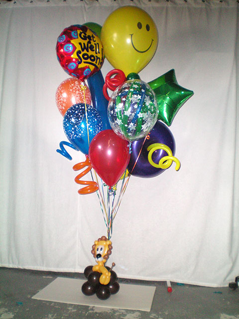 get well soon balloon delivery denver