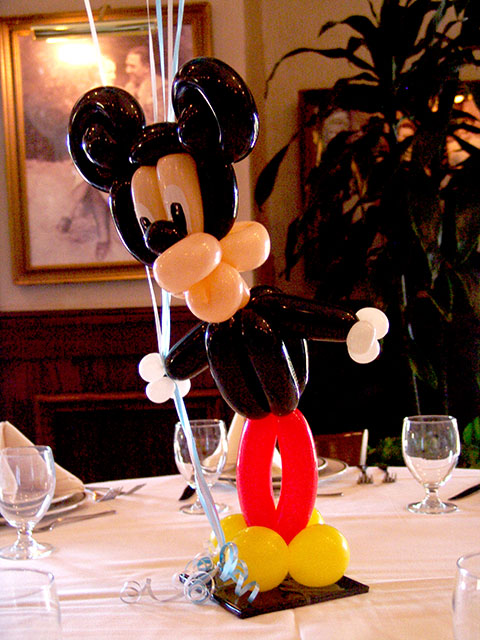 mickey mouse centerpiece denver