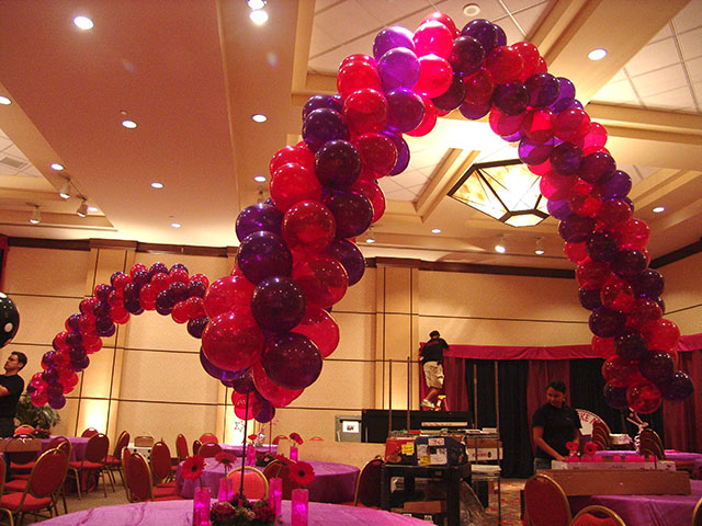 balloon bat mitzvah 2