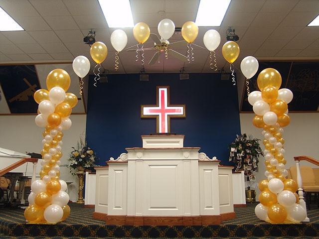 welcome home balloons denver