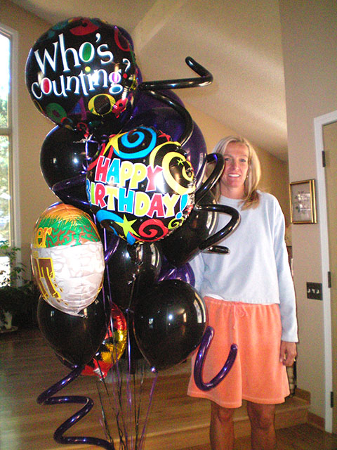 birthday balloon delivery denver