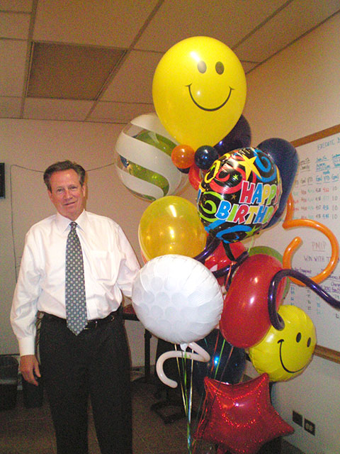 golf balloon delivery denver