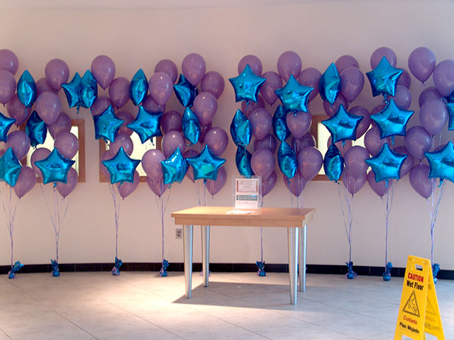 custom balloon bouquets denver