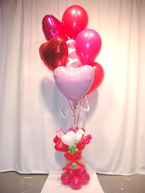 valentine balloons delivery denver