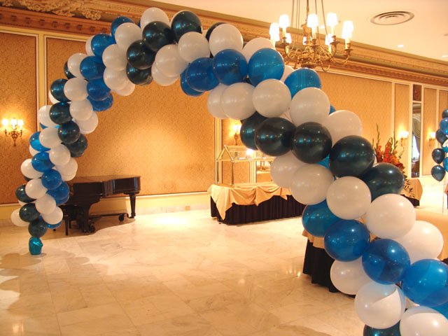 best inside balloon arch denver