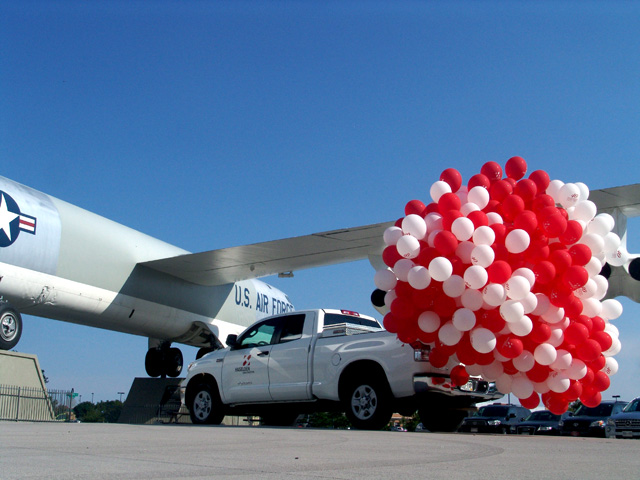 haselden 40 years balloons denver