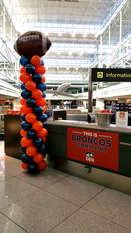 broncos balloon denver